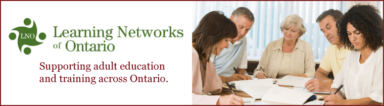 Learning Networks of Ontario